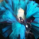 'TAWNEE' youth girls bows 'n bling tutu
