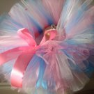 AMARA | baby girls bows 'n bling tutu