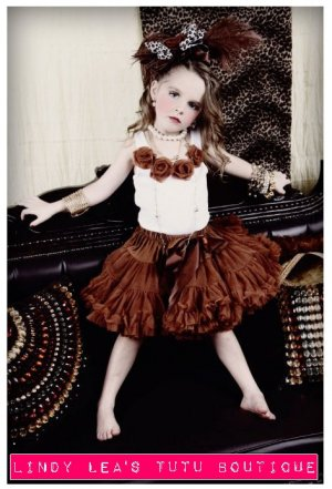 BROWN SUGAR | PettiSkirt