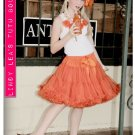 ORANGE FIZZ | PettiSkirt