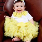 LEMON MERINGUE  | rosette onesie