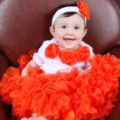 ORANGE FIZZ | Infant PettiSkirt