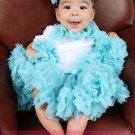 CARIBBEAN BLUE | Infant PettiSkirt