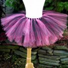 BLACK & PINK| baby girls tutu