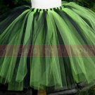 BLACK & LIME | baby girls tutu