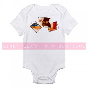 COWBOY BOOTS [2] |  infant bodysuit