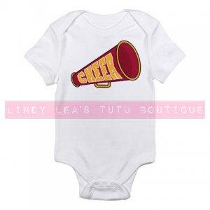 CHEER [4]    infant bodysuit