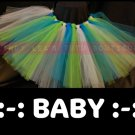 'BAHAMA LOVE' baby girls tutu