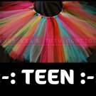 'BIG TOP DREAMS' teen girls tutu