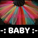 'BIG TOP DREAMS' baby girls tutu
