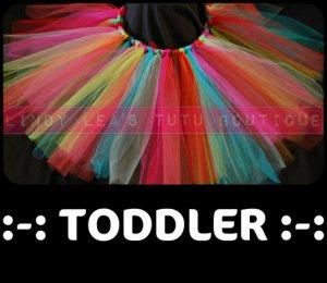 'BIG TOP DREAMS' toddler girls tutu