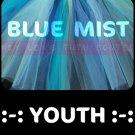 BLUE MIST | youth girls tutu