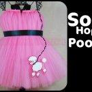 SOCK HOP POODLE | TODDLER girls special occasion tutu dress