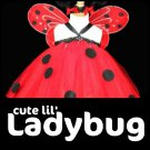 'LADYBUG' | TODDLER girls special costume tutu dress