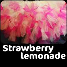 STRAWBERRY LEMONADE | BABY girls petitu tutu