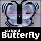 STRIPED BUTTERFLY | CLIPPIE