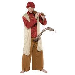 SNAKE CHARMER  ADULT COSTUME...???!!!