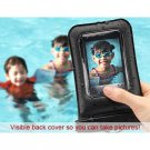 Tough and completely waterproof Case -for iPhone, iPod Touch, Android Smartphones, and more.