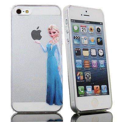 Protective Case for Iphone 6 Plus *Featuring Frozen Princess Elsa*