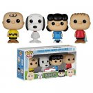 FUNKO POP PEANUTS MINI (SET OF 4)