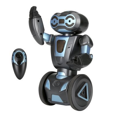 R/c Auto Balancing Robot.  It�s A Dancer, Singer, And a Fighter. Great Gift!