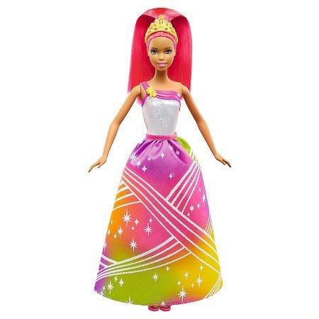 Barbie Rainbow Cove Light Show Princess African American Doll