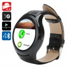 A Cell Phone on Your Wrist- Android Smart Watch - Wi-Fi, 3G SIM, GPS, Heart Rate Monitor, & more.