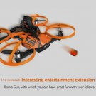 Wingsland S6 Premium Speeds up to 8m/s Flying altitude 100m.Live View Video. WIFI
