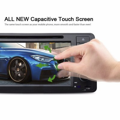 7inch Touch Screen, Car DVD Player For BMW 3 Series E46, GPS, Android OS, Quad-Core CPU