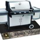 U.S Army BBQ Grill Mat 26 inches x 42 inches Irritate Your Rival Service members.