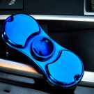 Blue Spinner Cigarette Lighter. This is Not For Kids.