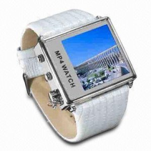MP 167B MP4 Watch with Image Resolution 128 x 160 Pixels 512MB