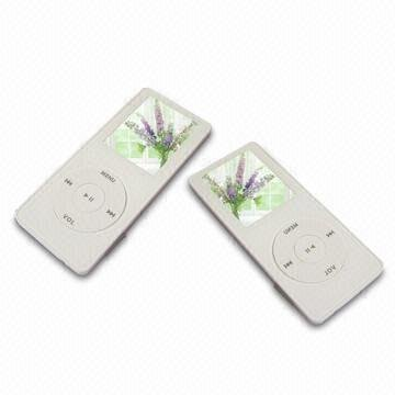 MP-169A Eight-in-one 1.8-inch Display MP4 Player with Built-in FM Tuner-  2GB