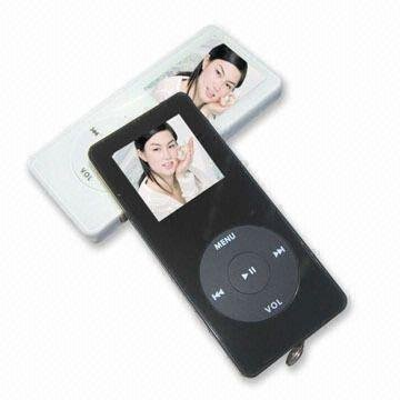 MP169 -CSTN LCD Display MP3 Player with Built-in FM Tuner  Ipod Model 4GB MP4