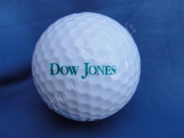 Dow Jones Logo Golf Ball