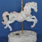 Tea Lace Carousel Horse Limited Edition 92/3000
