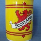 World of Tartan Scotland Coffee Cup Mug New