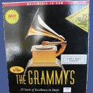 The Grammys 35 Years of Excellence in Music Multimedia CD-ROM 1995