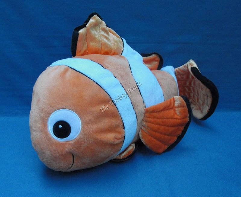 Finding Nemo Plush Toy Stuffed Animal Disney Pixar