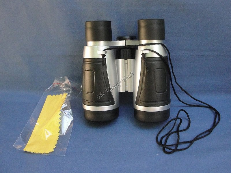 Trail Worthy 5 x 30 Midsize Binoculars with Cloth Case Bird Watching Camping