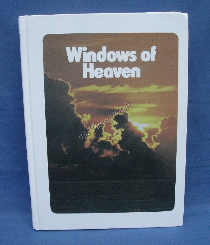 Windows of Heaven Student Text Book  Life Series 3nd Grade Level 8