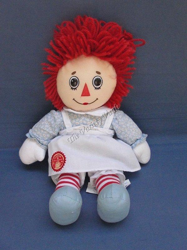 Raggedy Ann Doll  95 Years Commemorative Doll 1915-2010