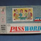 Vintage 1962 Milton Bradley PASSWORD Board Game  Volume 2 Complete