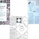 Vintage Patchwork Patterns No 4 McKim Quilts 1930's