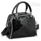 women's fashion messenger  handbag Purses black with dust bagand tag