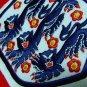 RETRO 1970's ENGLAND AWAY WORLD CUP RARE SOCCER SHIRT JERSEY