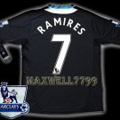 NEW 11-12 CHELSEA AWAY RAMIRES 7 PREMIER PATCH SOCCER SHIRT JERSEY