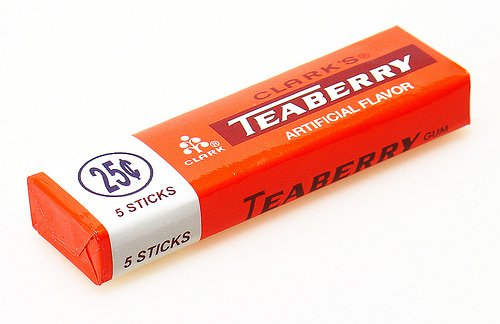 Teaberry BS2