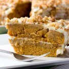 Pumpkin Crunch Cake GB