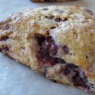 Blackberry Scone GB
